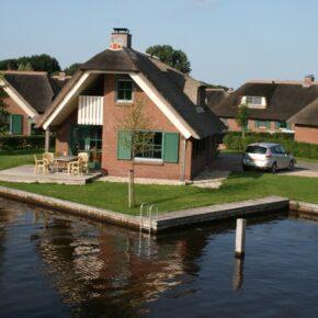 Urlaub mit Freunden: 4 Tage im privaten Ferienhaus in den Niederlanden ab 22€