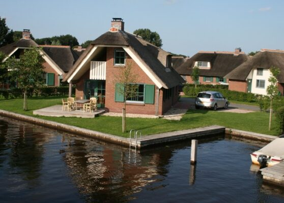 Waterpark Belterwiede Haus
