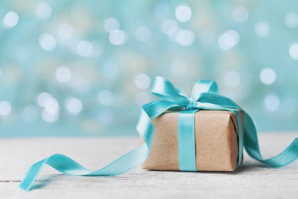 Weihnachten Geschenk Paket