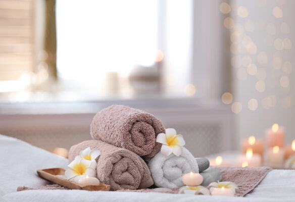 Wellness Spa Blumen