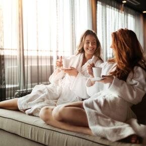 Wellness Hotelgutschein: 3 Tage Relaxen in über 40 Hotels mit Frühstück für 79,99€