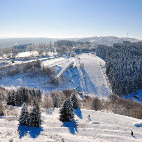 Winterberg: Verspätete Ski-Saison startet ab sofort