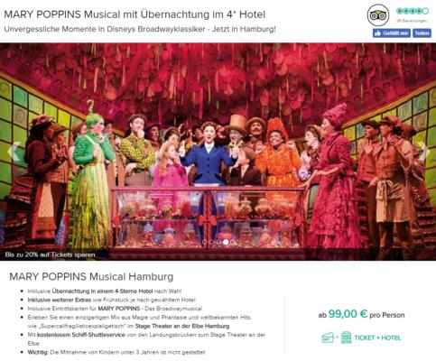 2 Tage Mary Poppins