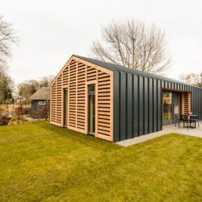 Wochenende in den Niederlanden: 3 Tage Luxus-Lodge mit Sauna & Extras nur 77€