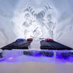 Abenteuer im Schnee: 2 Tage Norwegen im TOP Schnee-Suiten mit Halbpension für 309€
