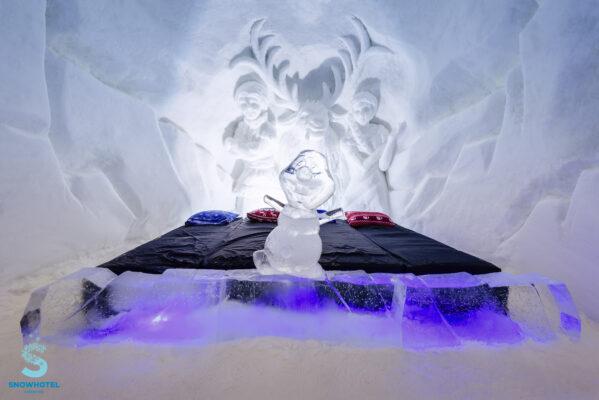 Snowhotel Room