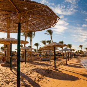 Single-Deal: 6 Tage Ägypten im TOP 4* Hotel mit All Inclusive, Flug & Transfer nur 165€