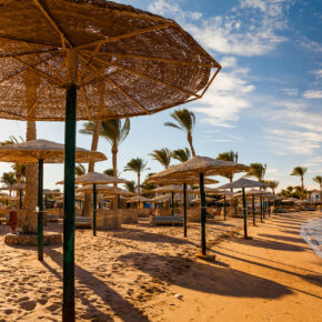 Ägypten: 7 Tage Hurghada mit 5* Juniorsuite, All Inclusive, Flug & Transfer nur 383€