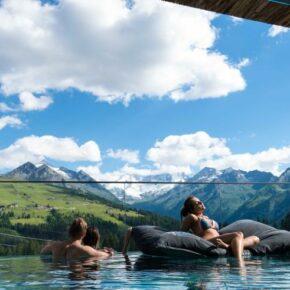 Wellness-Kurztrip: 3 Tage im tollen 4* SPA-Resort im Zillertal mit Verwöhnpension & Extras ab 169€