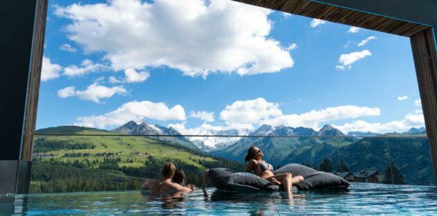 Alpenwelt Resort Pool
