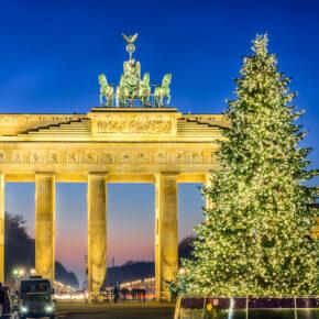 Weihnachtsmarkt Berlin: 2 Tage im zentralen TOP 4* Hotel nur 28€