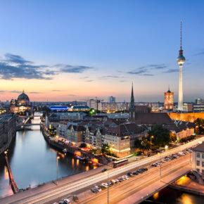 Kurztrip nach Berlin: 2 Tage im TOP 4* Hotel mit Frühstück ab 38€
