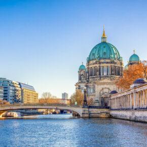 Wochenendtrip Berlin: 3 Tage mit 3* oder 4* Hotel nach Wahl nur 69€