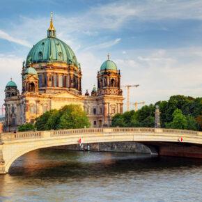 Wochenende in Berlin: 2 Tage im TOP 4* penta Hotel nur 35€