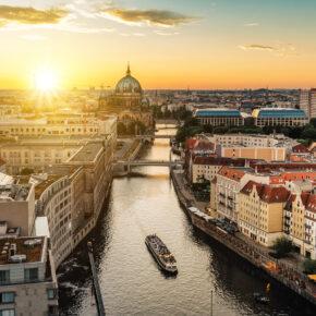 Wochenende in der Hauptstadt: 2 Tage Berlin im TOP 4* Hotel ab 32€