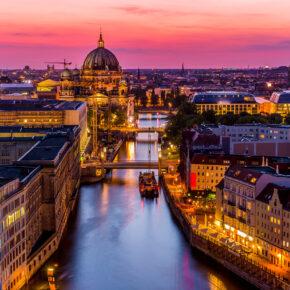 Bio-Hotel Berlin: 2 Tage in der Hauptstadt am Wochenende mit 4* Design-Hotel und Frühstück für 50€