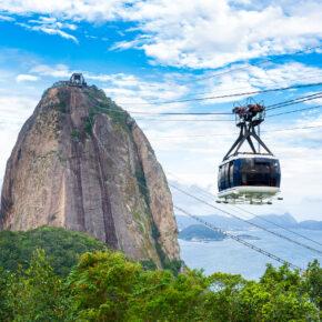 Brasilien Rio Gondel