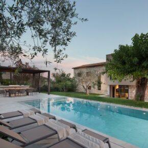 Villa: 8 Tage Kroatien im privatem Luxus-Ferienhaus mit Whirlpool & Sauna nur 297€