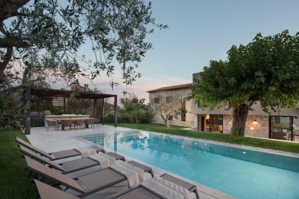 Ferienvilla Istrien Pool