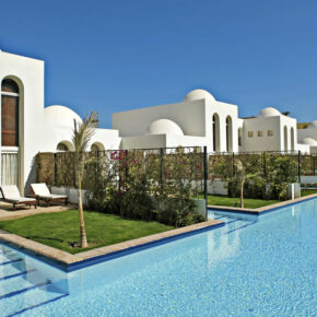 Ägypten: 8 Tage Makadi Bay im 4* Hotel mit All Inclusive, Flug, Transfer & Zug nur 299€