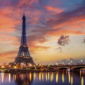 Entspannt in die Stadt der Liebe: Mit dem Zug nach Paris nur 29€