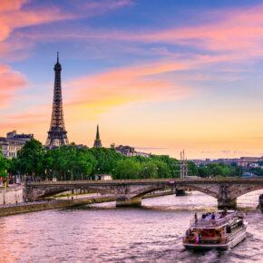 Valentinstag in der Stadt der Liebe: 2 Tage Paris im 4* Hotel inkl. Frühstück für 45€
