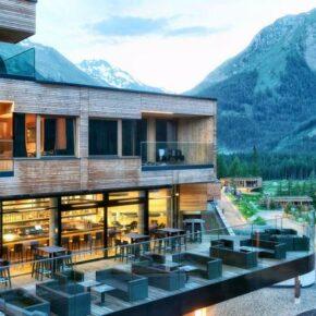 Gradonna Mountain Resort Außen