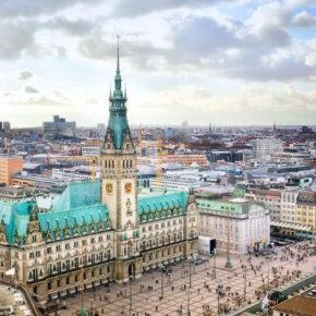 Kurztrip: 2 Tage Hamburg im Hotel mit Frühstück ab 40€