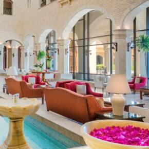 Hotel Kempinski Soma Bay Lobby