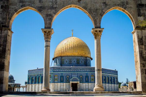 Irael Jerusalem Saeuelen
