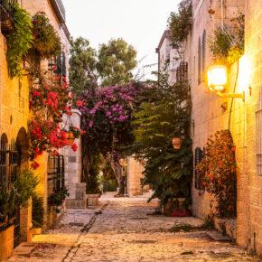 Langes Wochenende in Israel: 4 Tage Jerusalem mit Flug, Unterkunft & Frühstück nur 117€