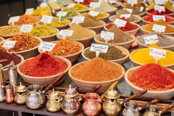 Israel Jerusalem Markt