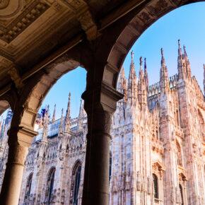 Mailand: Flüge in die Metropole nur 3€