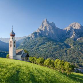 Italien Suedtirol Kirche