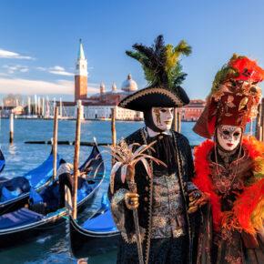 Venedig übers Wochenende: 3 Tage Städtetrip im guten 3* Hotel mit Flug nur 63€