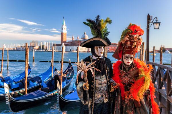 Italien Venedig Kostueme
