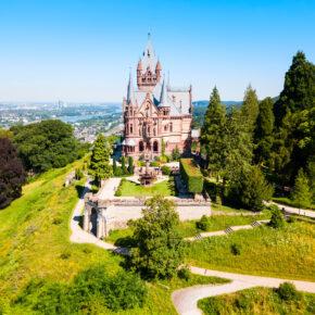 Wochenende in Königswinter: 2 Tage nahe Schloss Drachenburg mit 4* Hotel nur 36€