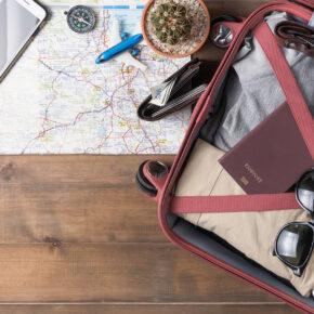 Reisecheckliste - nichts für den Urlaub vergessen