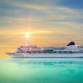 Kreuzfahrt Schiff Meer