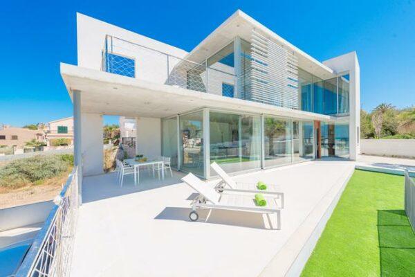 Mallorca Ferienhaus aussen