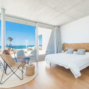 Mallorca Ferienhaus Schlafzimmer
