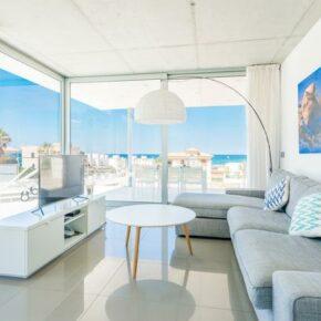 Mallorca Ferienhaus Wohnzimmer
