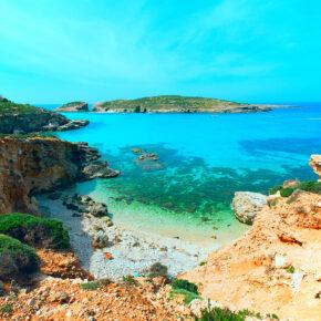 Familienurlaub auf Malta: 7 Tage im TOP 4* Hotel mit Frühstück, Flug & Transfer für 248€