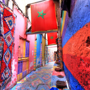 Marokko Kracher: Flüge nach Nador, Oujda, Fes & Marrakesch ab 5€