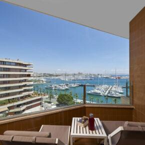 Melia Palma Marina Balkon