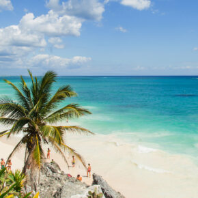 Mexiko-Traum: 9 Tage im TOP 5* Hotel mit All Inclusive, Direktflug, Transfer & Zug für 1.169€