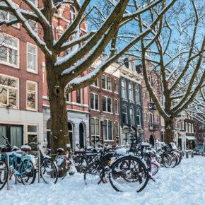 Winter-Kurztrip nach Amsterdam: 2 Tage mit tollem 4* Hotel nur 35€