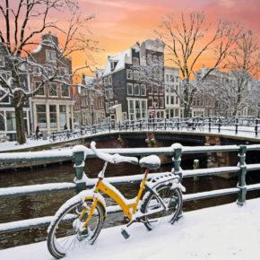 Kurztrip in die Niederlande: 4 Tage Amsterdam im 3* Hotel mit Frühstück nur 80€