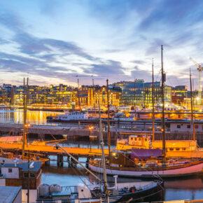 Langes Wochenende in Norwegen: 4 Tage Oslo mit Hotel & Flug nur 112€