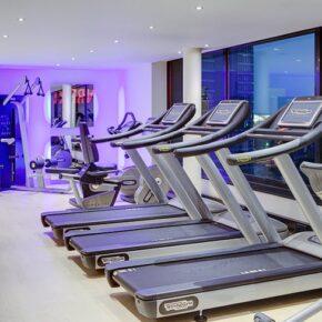 Open Sky Spa Fitnessstudio